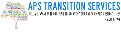 Transition Outcomes Programs (TOP) Alternative School  Logo